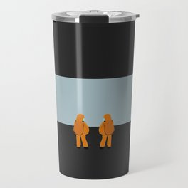 The Day They Arrived Travel Mug