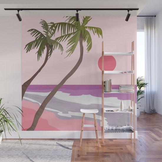 Tropical Landscape 01 by theoldartstudio