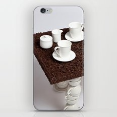 Coffee Table iPhone & iPod Skin
