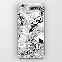 comics iPhone & iPod Skins featuring Comics by Burg