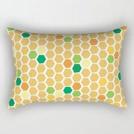 Uh Huh Honey Rectangular Pillow