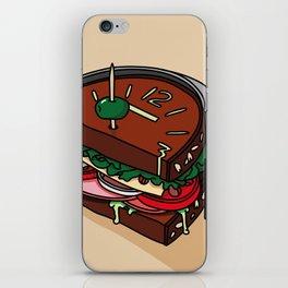 Sandwich Dial iPhone Skin