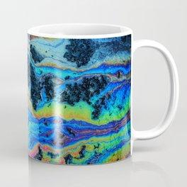 Oil On Pavement: Mind Trip Coffee Mug