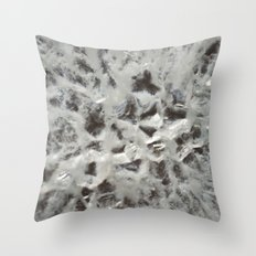 Crystal 1 Throw Pillow