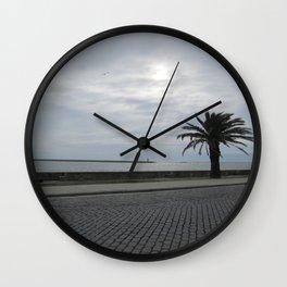Foz: Atlantic 1 Wall Clock