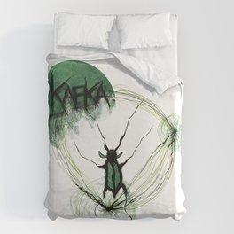 Kafka Hommage Duvet Cover