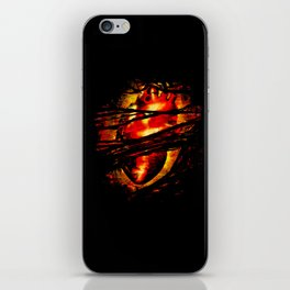 Heart of Fire iPhone Skin