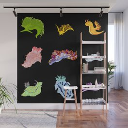 All the nudis Wall Mural
