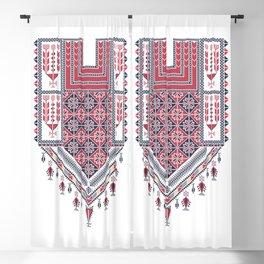 Tatreez Blackout Curtain
