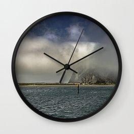 Morro Bay III Wall Clock