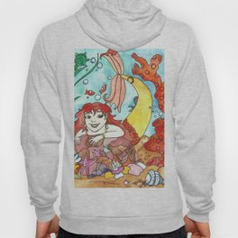 Mermaid Marina Hoody