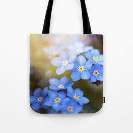 Don't Forget Me no.3863 Tote Bag