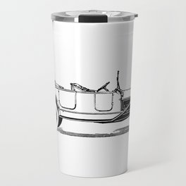 Old car 5 Travel Mug