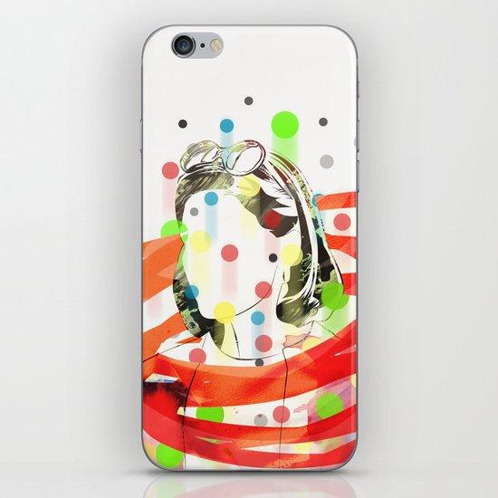 Meg iPhone & iPod Skin