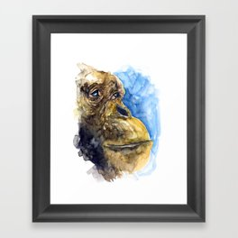 APE#3 Framed Art Print