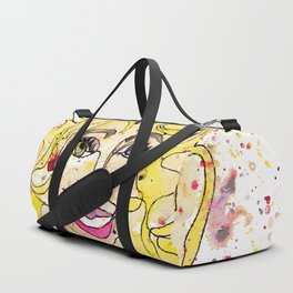 Dolly Parton Duffle Bag