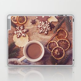 Cookies & tea Laptop & iPad Skin