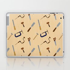 Wood shop Laptop & iPad Skin