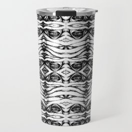 Grill grid Travel Mug