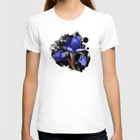 iris T-shirts featuring Iris by Artemio Studio