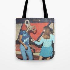 Danceophobia Tote Bag