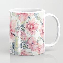 Autumn Peonies Coffee Mug