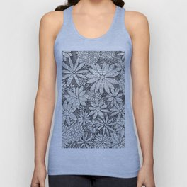 Bloomers Unisex Tank Top