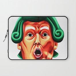 Oompa Loompa Trump Laptop Sleeve