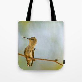 Itchy Bird Tote Bag