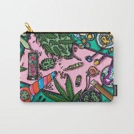 Cannabis Altar I Carry-All Pouch