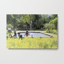 childhood Metal Print