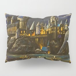 Castel at Starry night Pillow Sham