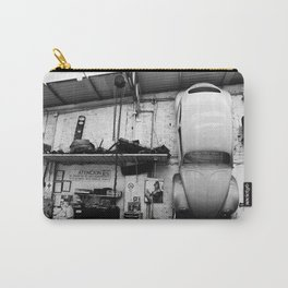 Car on the wall Carry-All Pouch