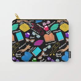 Reading Love Carry-All Pouch