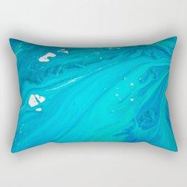 Waves  Rectangular Pillow