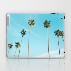 Palm Tree Sunshine Laptop & iPad Skin