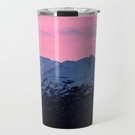 Sunrise Landscape Travel Mug
