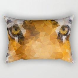 Burning Bright! Rectangular Pillow