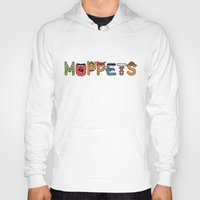 muppets Hoodies featuring muppets by BlackBlizzard
