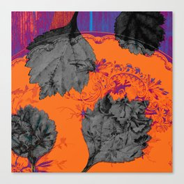 A colorful symphony for Anna Canvas Print