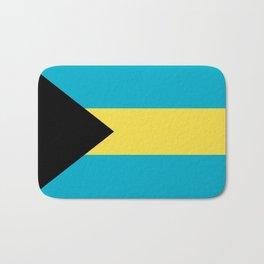 Flag Of The Bahamas Bath Mat
