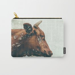 Portrait of Bess Carry-All Pouch