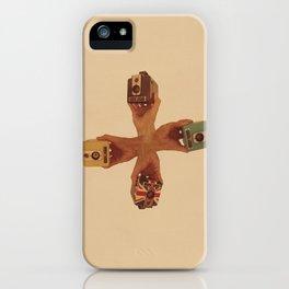Kodak Brownie Hawkeyes iPhone Case