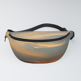 Sunset 032719 Caps, Texas Fanny Pack