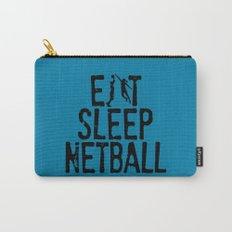 Eat Sleep Netball Carry-All Pouch