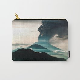 Mount Agung Volcanic Eruption Carry-All Pouch