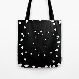 Love In Orbit Tote Bag