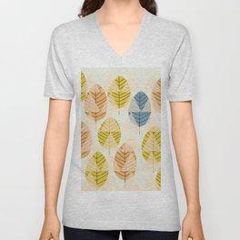 Fall Forest #society6 #buyart #decor Unisex V-Neck