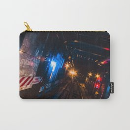 New York Subway flicks Carry-All Pouch