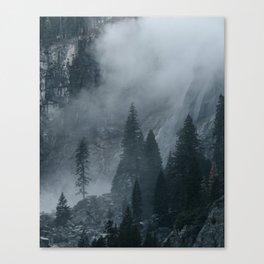 Time thief Canvas Print